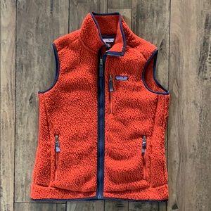 Patagonia Burnt Orange Vest
